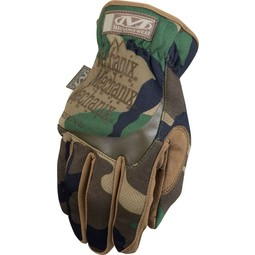 Перчатки Mechanix FastFit Woodland Camo
