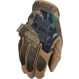 Перчатки Mechanix Original Woodland camo