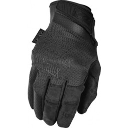 Перчатки Mechanix Specialty Hi-Dexterity 0.5mm Covert, чёрные