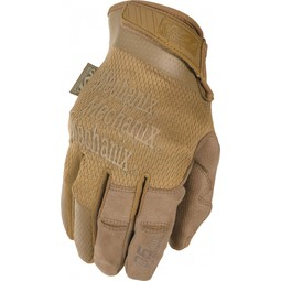 Перчатки Mechanix Specialty Hi-Dexterity 0.5mm Covert, койот