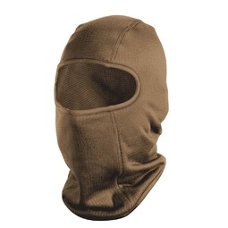 Утеплённая балаклава Helikon EXTREME COLD WEATHER BALACLAVA - COMFORTDRY Coyote