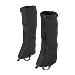 Гамаши HELIKON SNOWFALL LONG GAITERS - CORDURA, чёрные