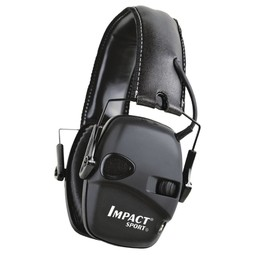 Howard Leight Impact Sport Black